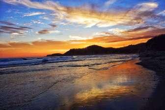 Beautiful Playa La Bocana - 1 Minute Walk Away thumb