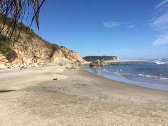 Playa La Bocana thumb