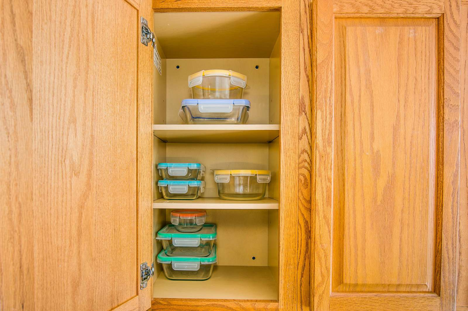 Food storage to keep items fresh in the fridge.