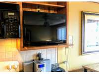Flat-screen TV w/ DISH Network and streaming! thumb