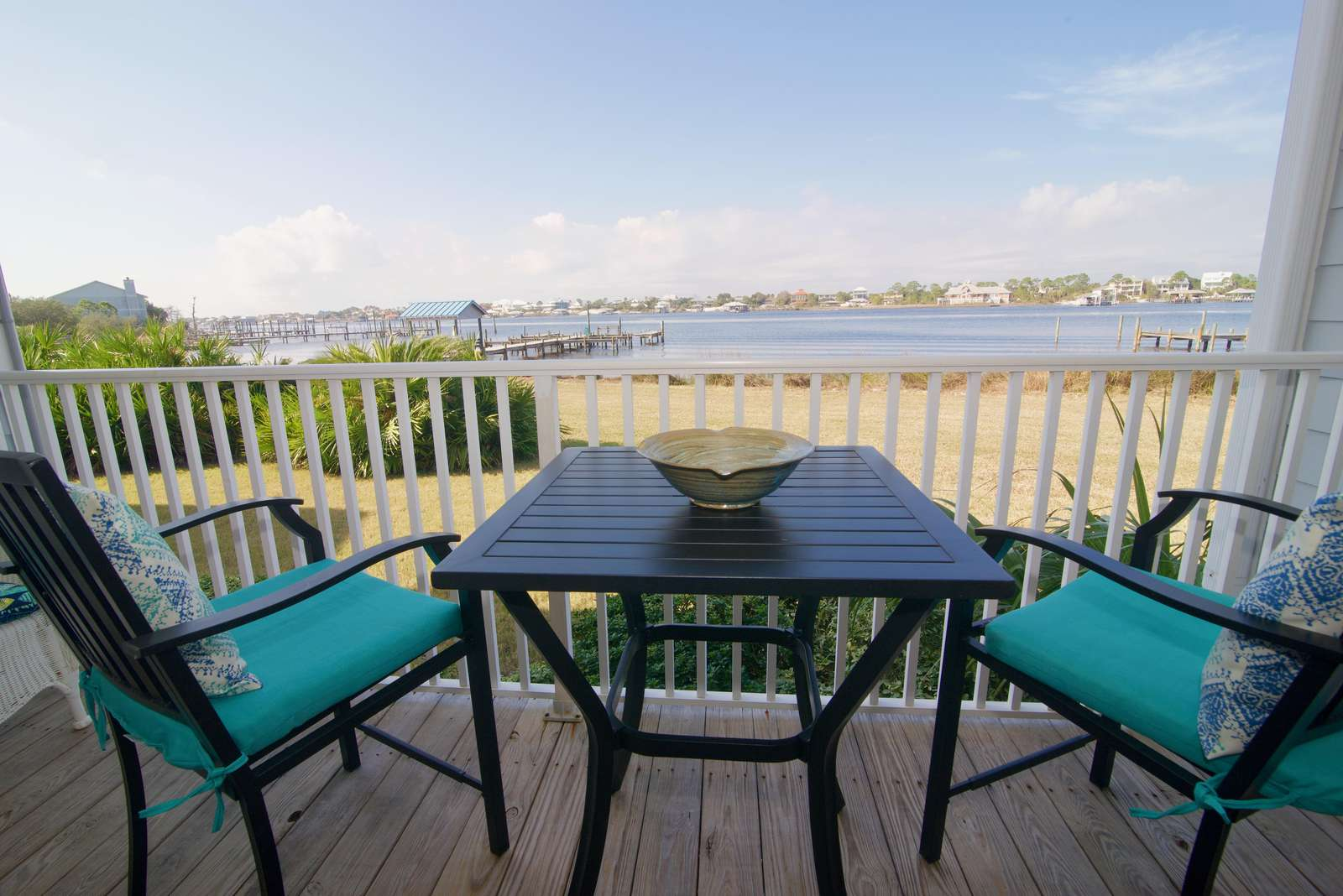 Watch the Dolphins play from your private balcony - property