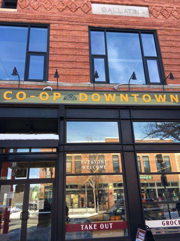 Our newest Co-op downtown on Main street.