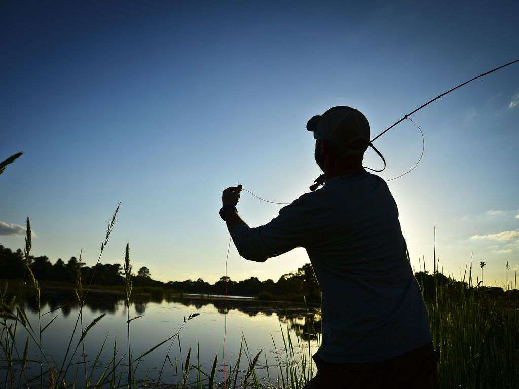 Incredible fly fishing all around!