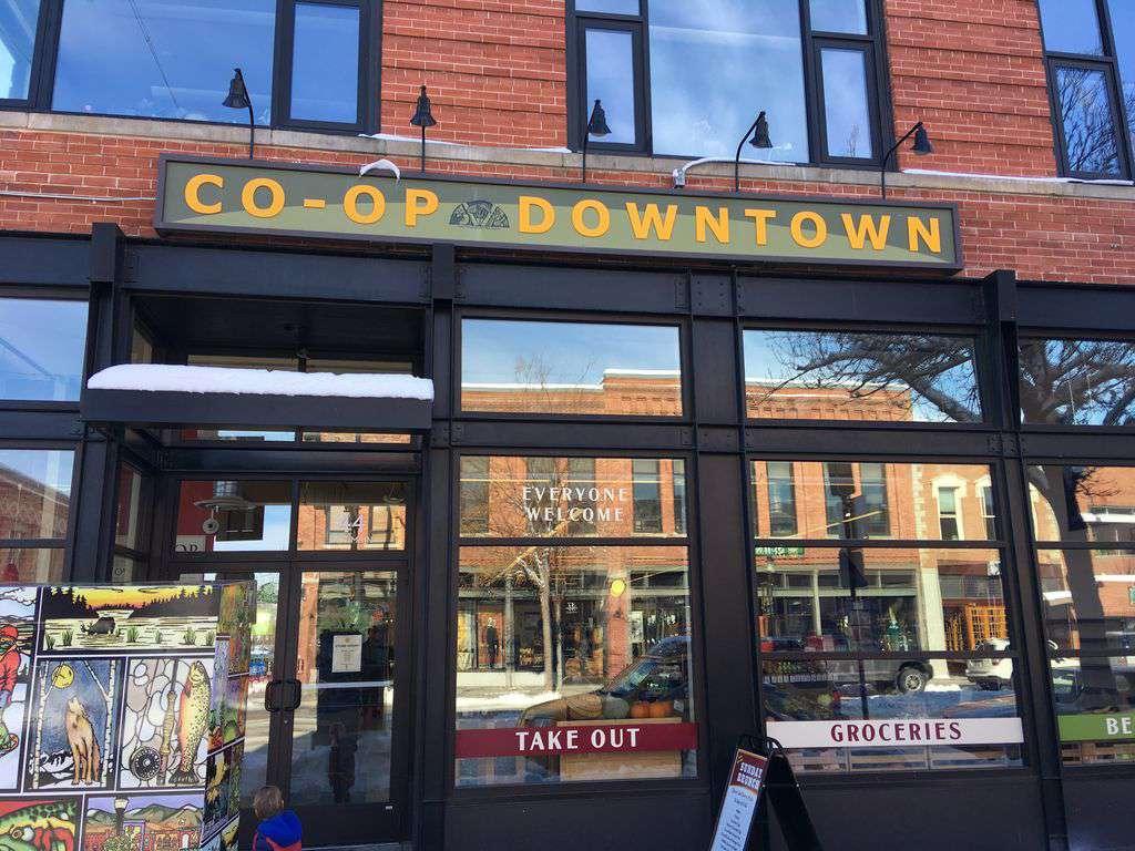 Downtown Bozeman's newest co-op!