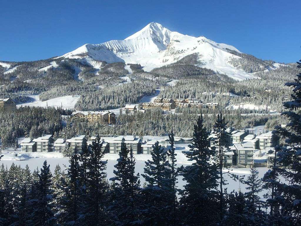 Spectacular mountain!