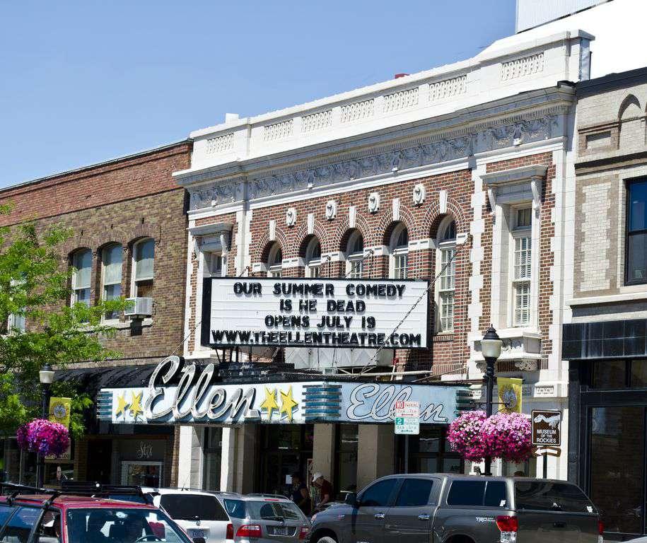 Historic Ellen theatre!
