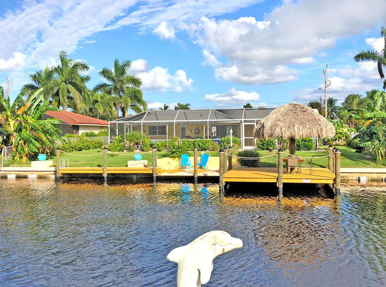 Vacation Rental Villa Beach Cape Coral