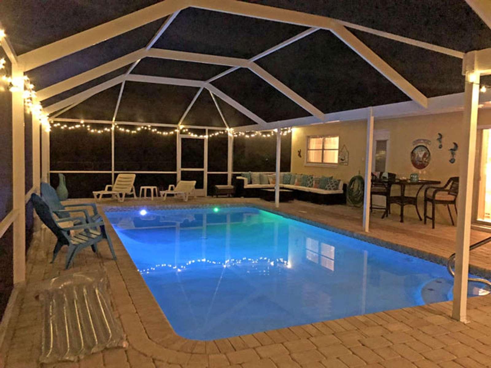 Vacation Rental Villa Beach-CapeCoralSusan.com