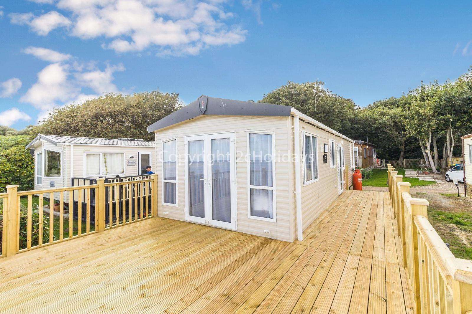 6 berth accommodation with full sea view