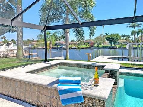 Villa Palaco Grande - Lyxvilla Med Pool - Hot Tub - Söderläge