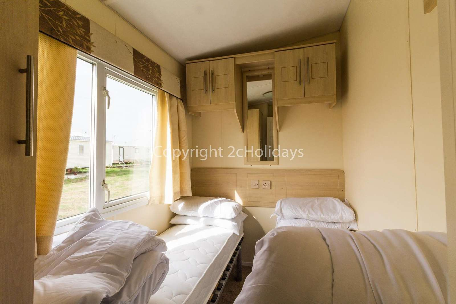 St Osyth Beach Holiday Park, in Essex