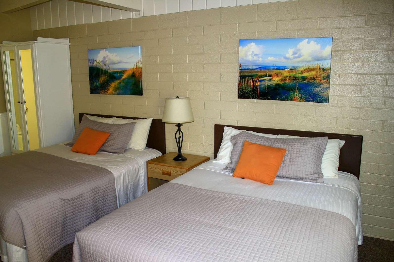 Motel Room #1