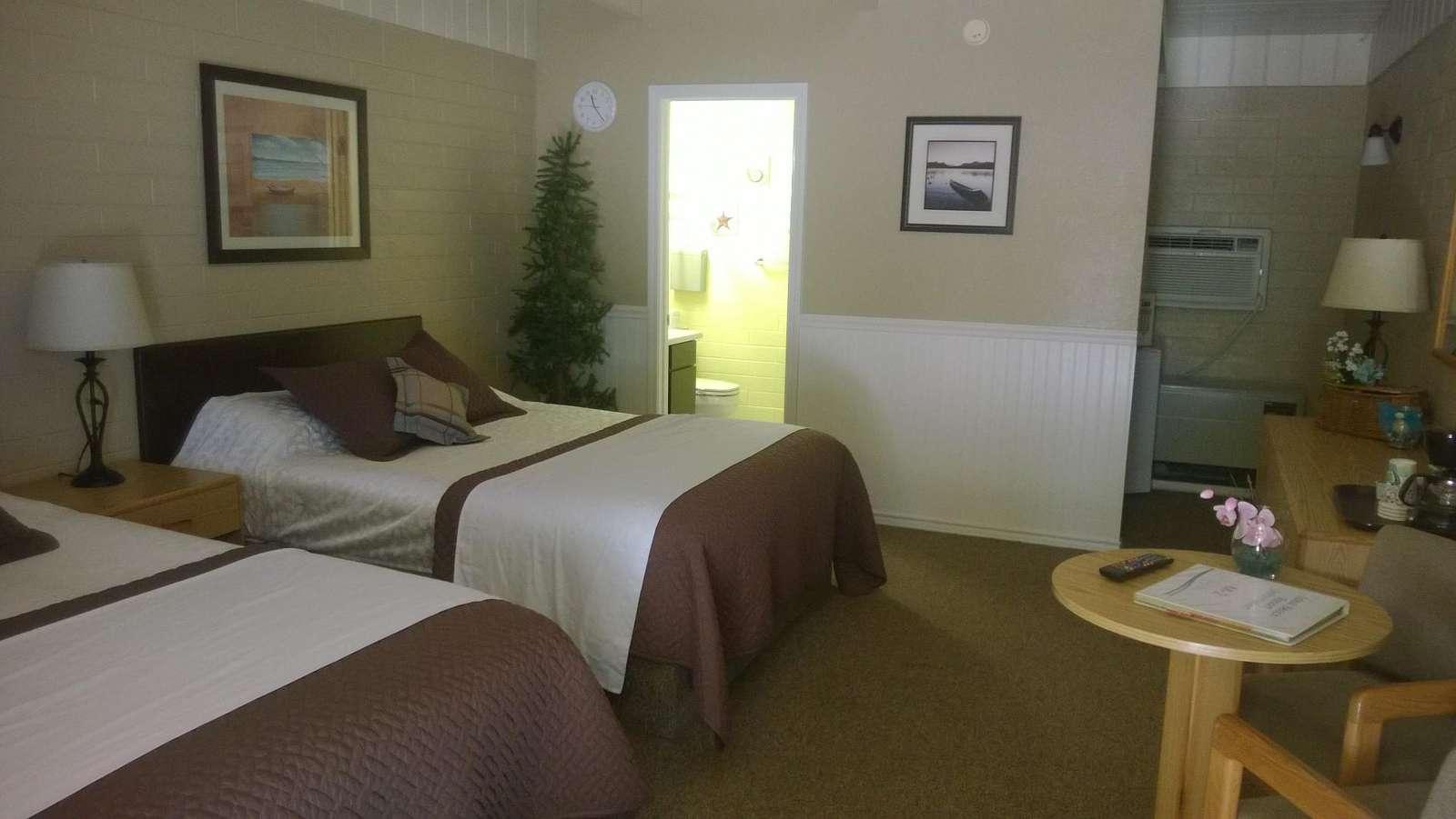 Motel Room #2