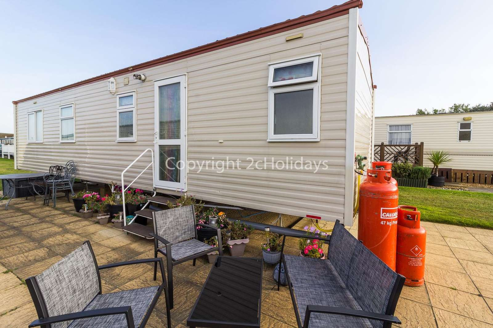 Great family holidays at Broadland Sands Holiday Park. - property