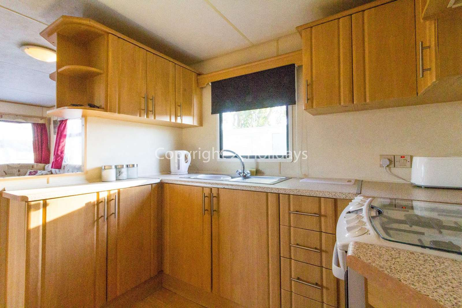 Seawick Holiday Park, in Essex