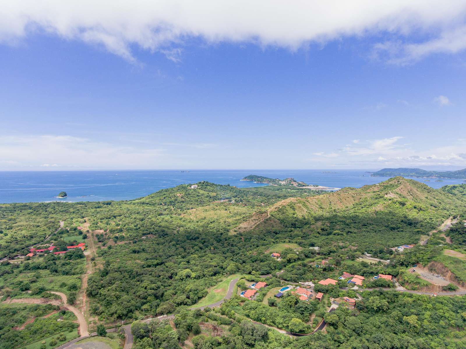 Amazing aerial and ocean views