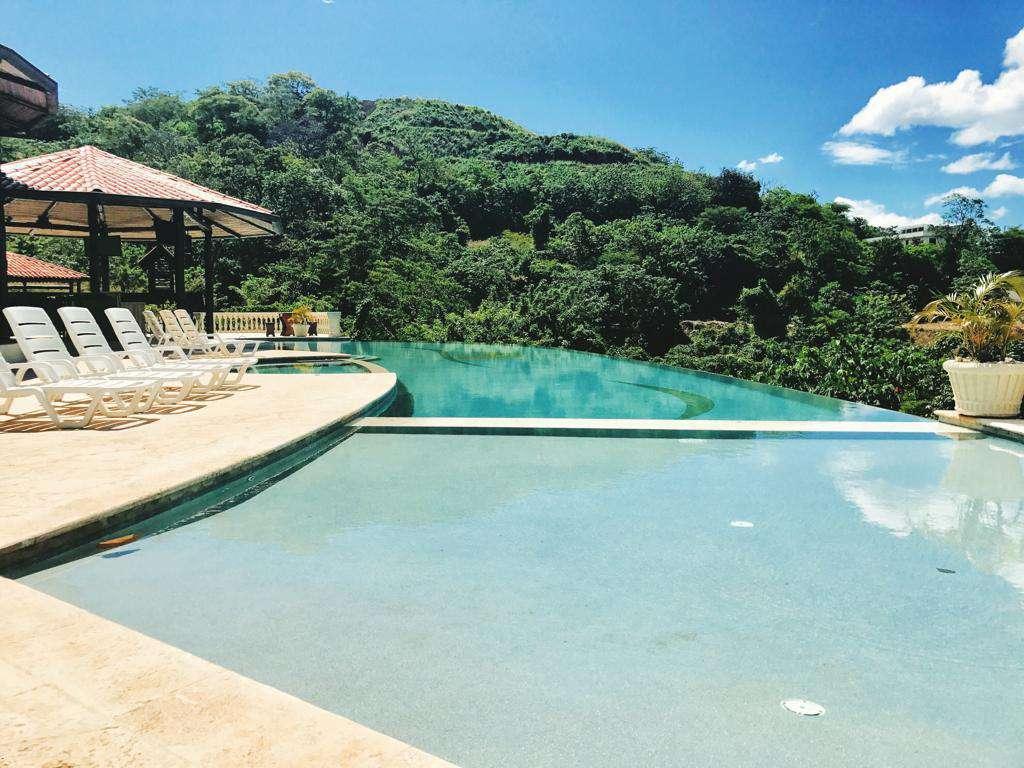Community pool at Gracia Mar Vista
