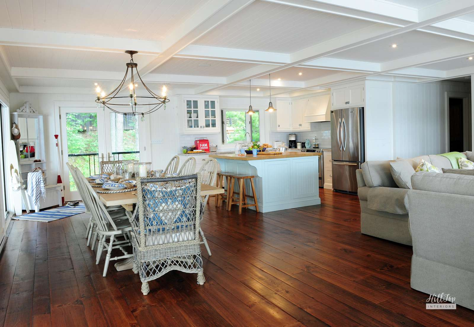 Boathouse Living Space