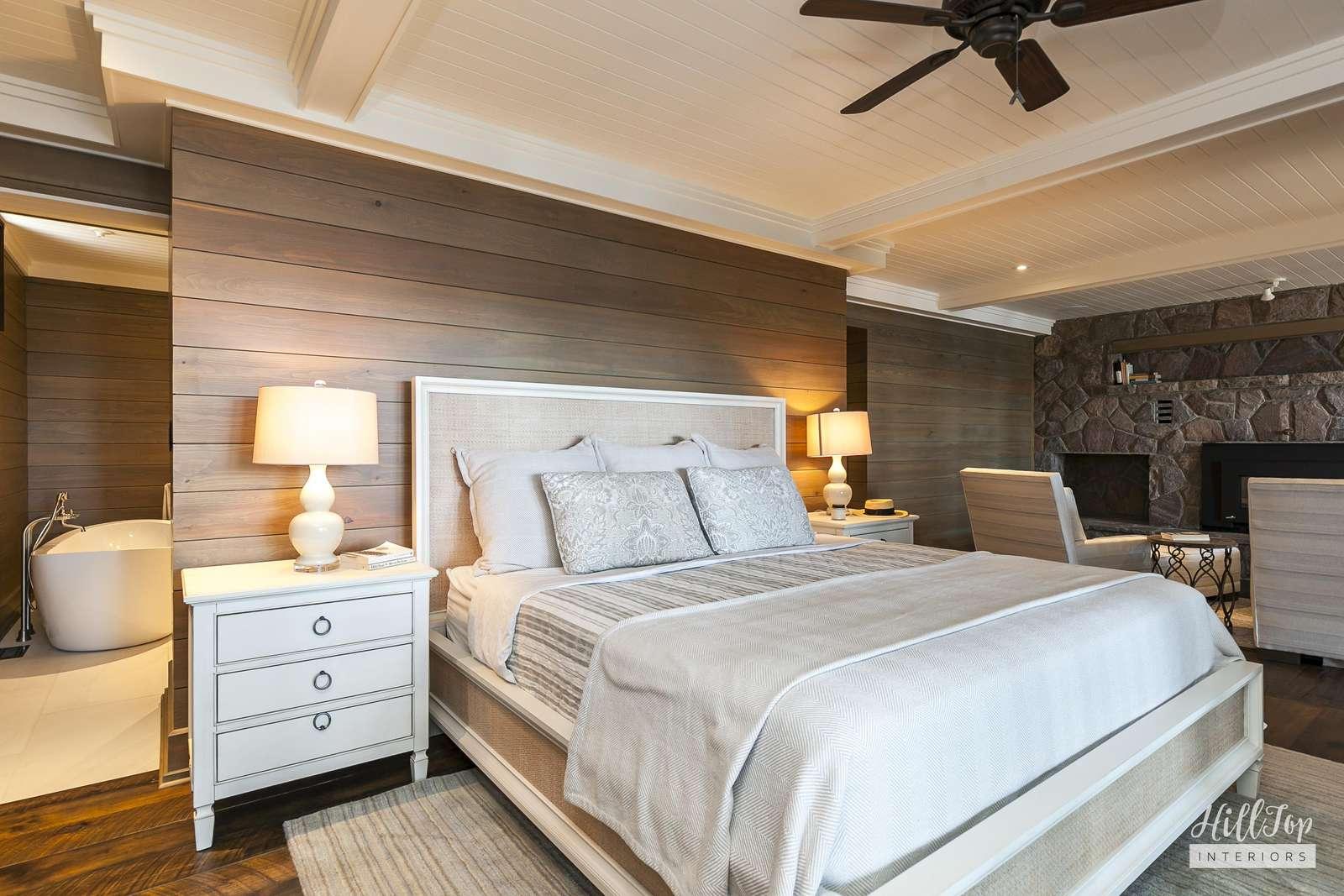 Lower Level Master Bedroom