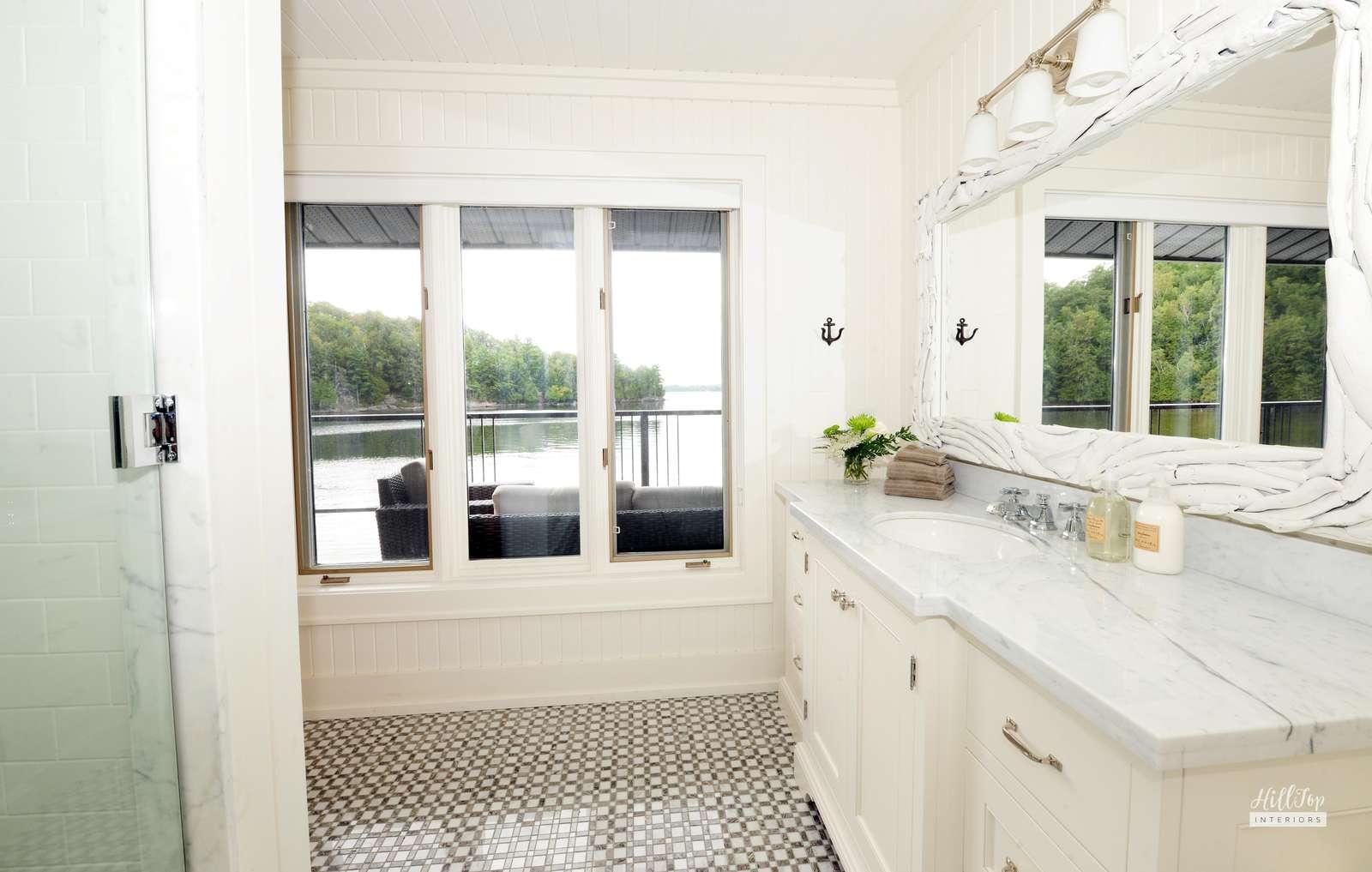 Boathouse Bathroom