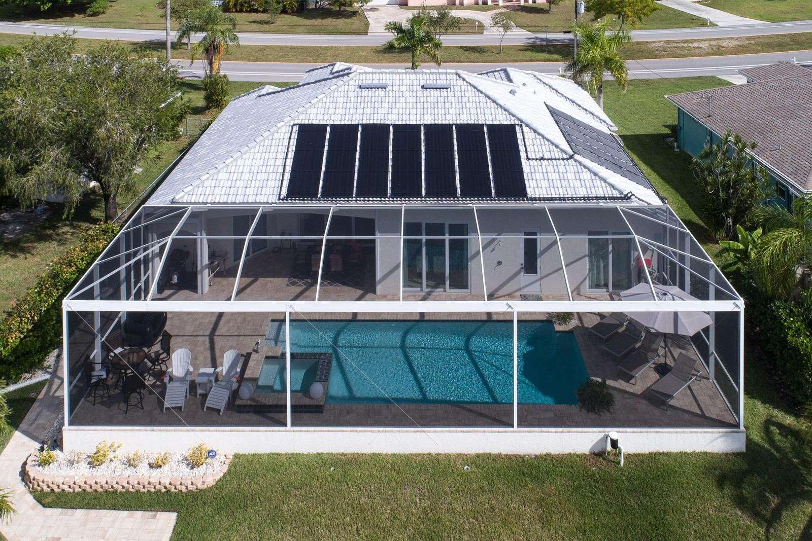 Wischis Florida Vacation Home - Ferienhaus Cape Coral - Hausverwaltung - Immobilien