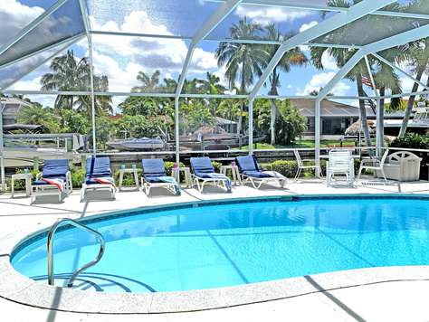 Villa Sunny - Pool - Canal - Yacht Club