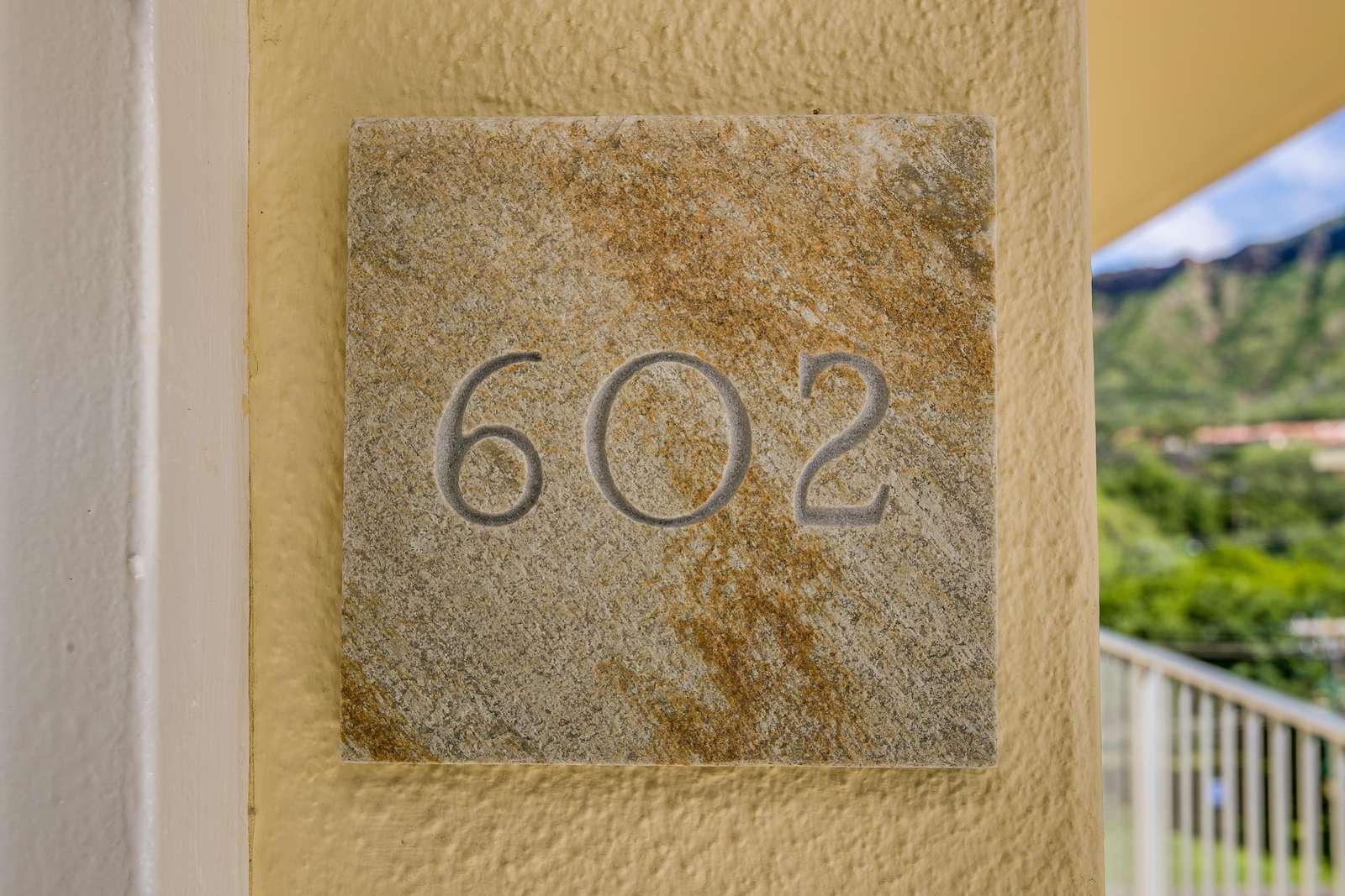 Suite 602 at The Diamond Head Beach Hotel & Residences awaits!