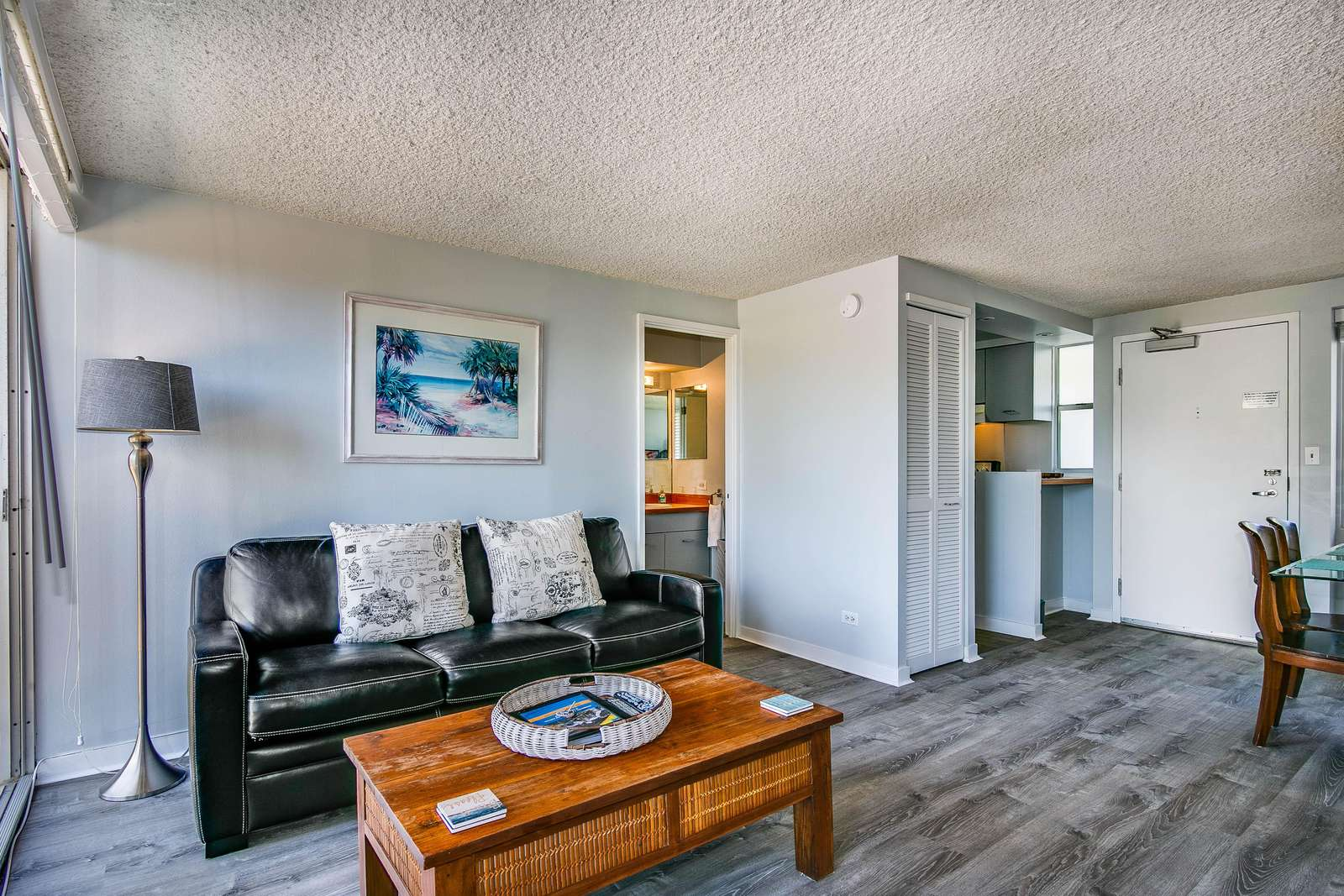 Our neat, modern super clean  and easy to maintain condo awaits you.