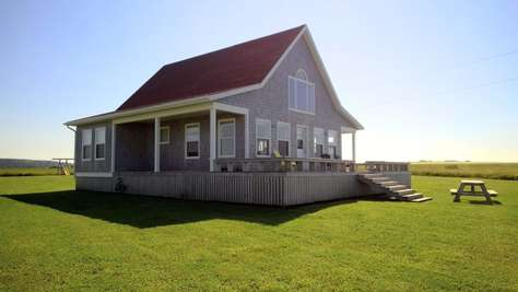 Seaview Beach Cottage
