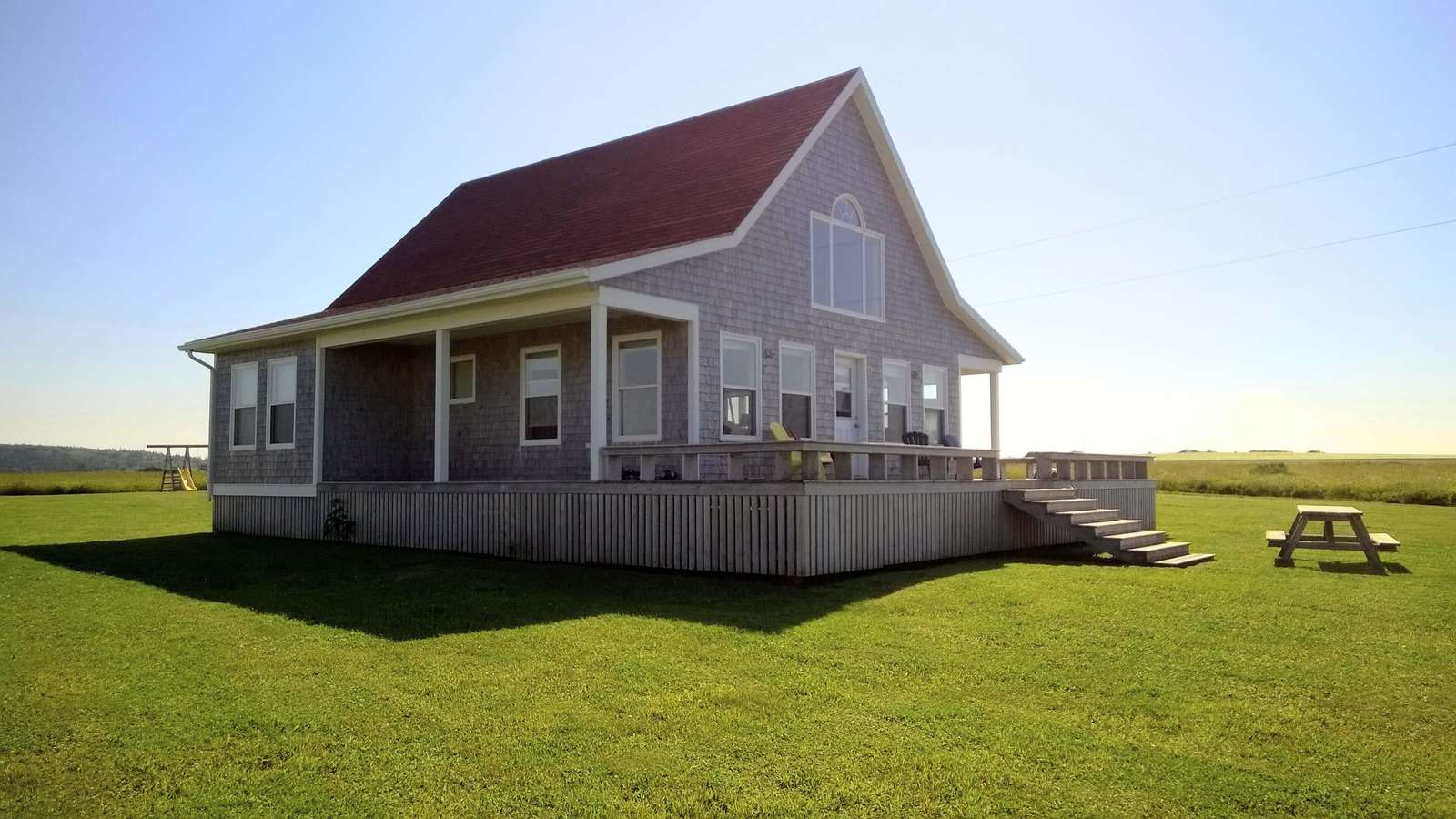 Seaview Beach Cottage - property