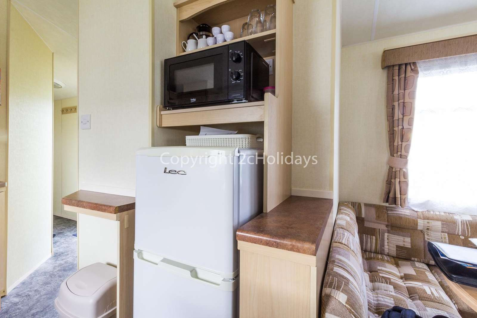 Cherry Tree Holiday Park, in Great Yarmouth. Perfect for families.