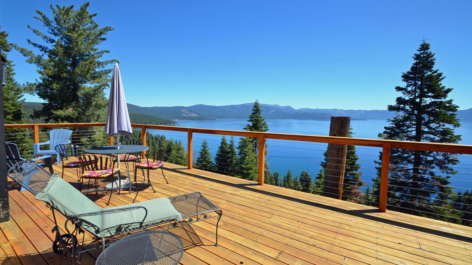 Alice's Lake Tahoe View