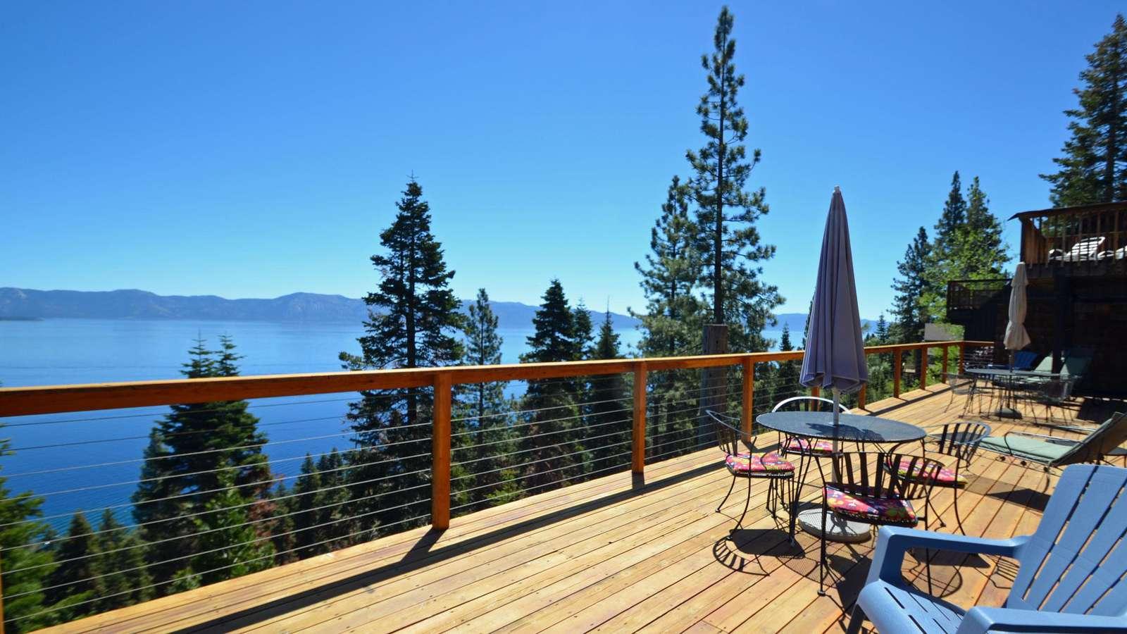 Great Views of Lake Tahoe
