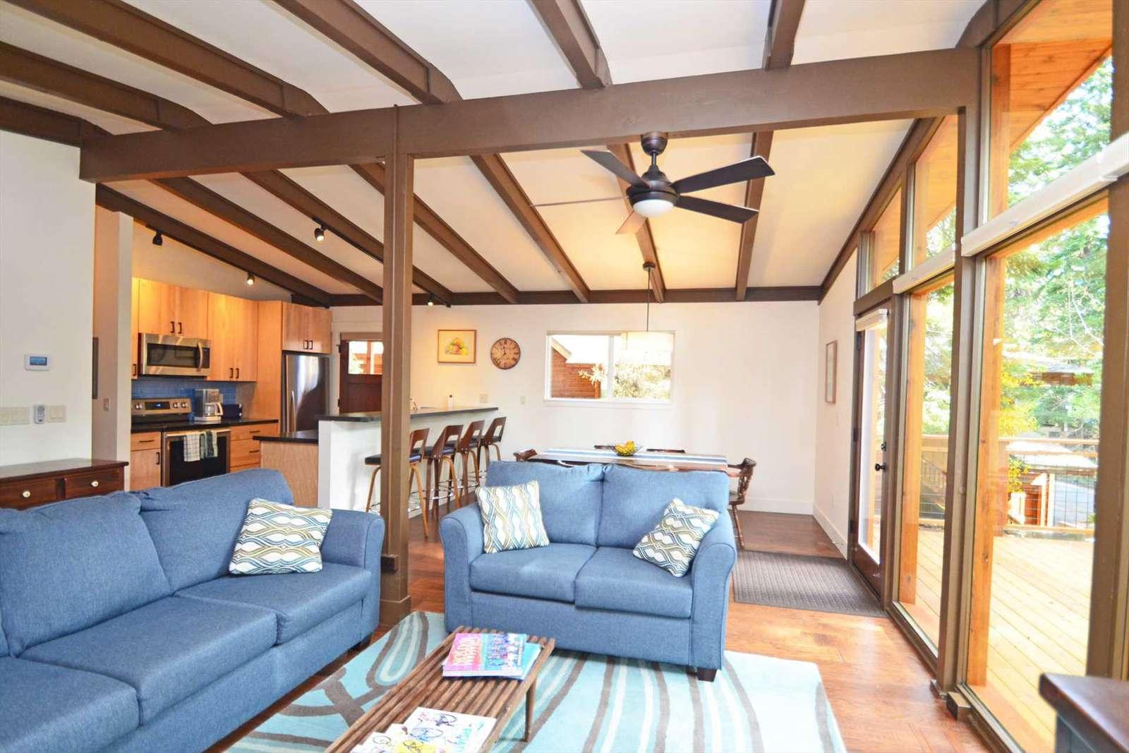 Cozy Living Room - property