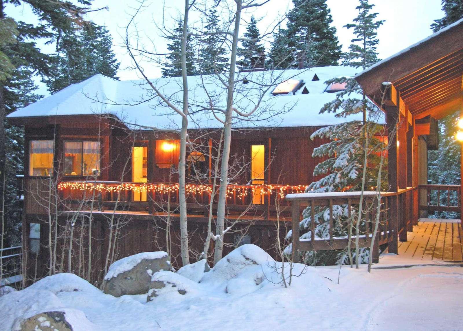 Woodcrest Cabin - property