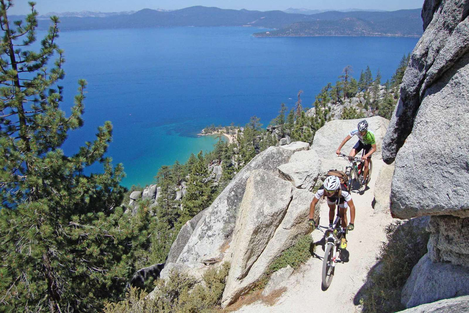 Tahoe Flume Ride