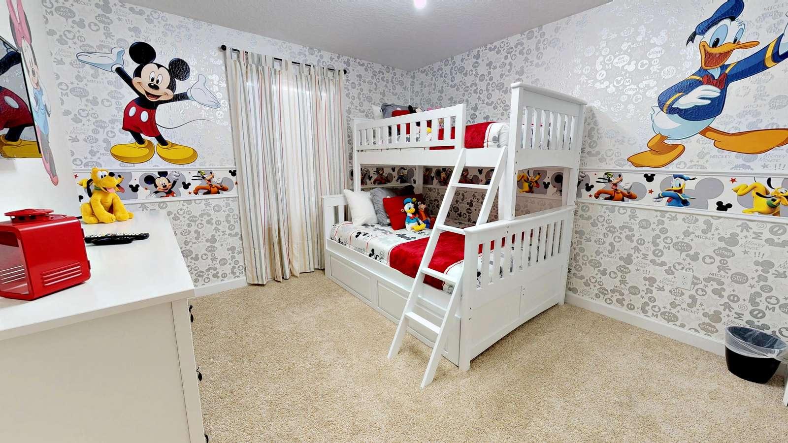 Bedroom #3 Sleep 4 - property