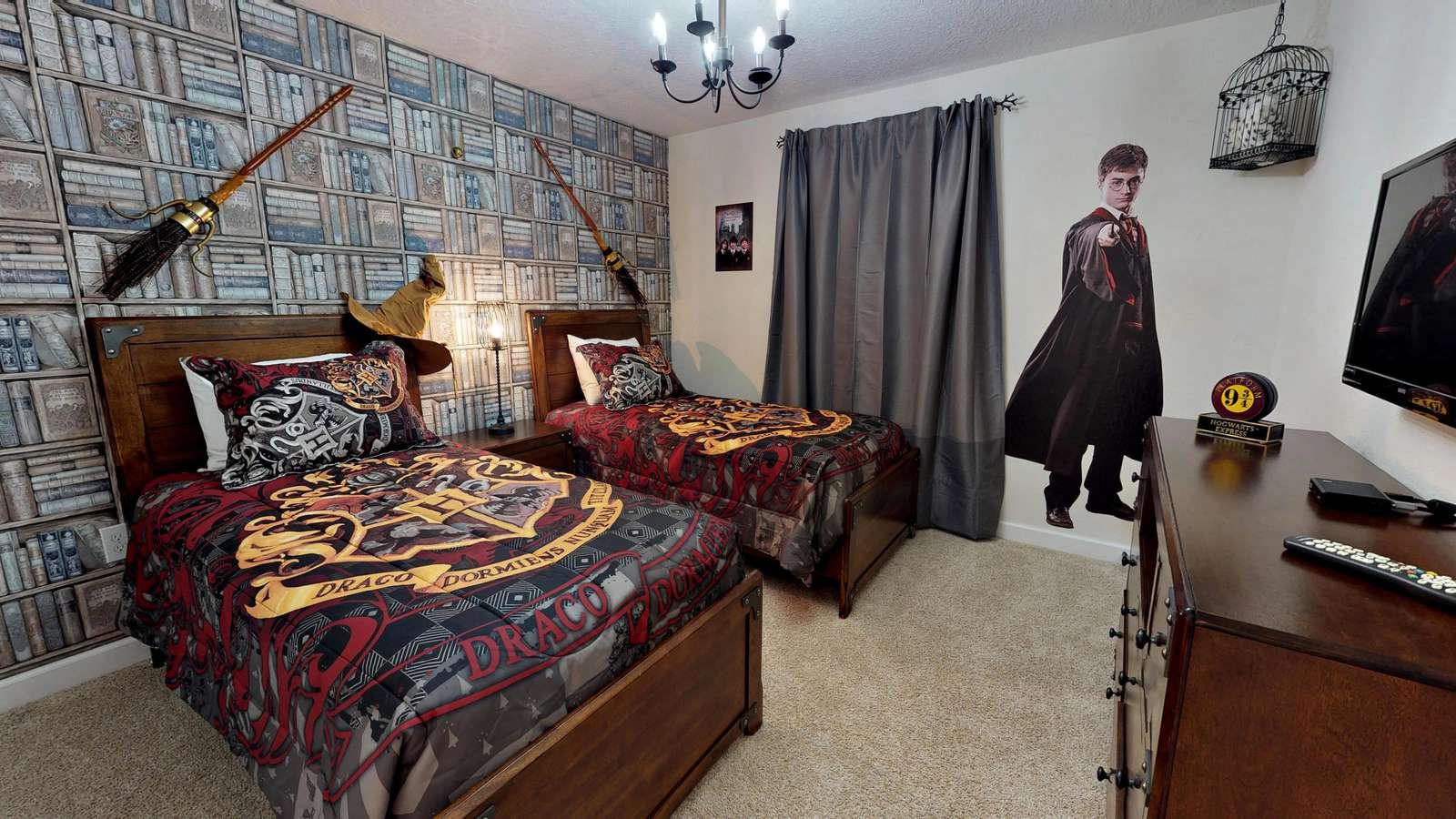 Bedroom #4 Sleep 2 - property