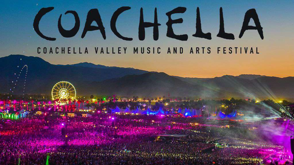 30 minutes to Coachella Festival grounds