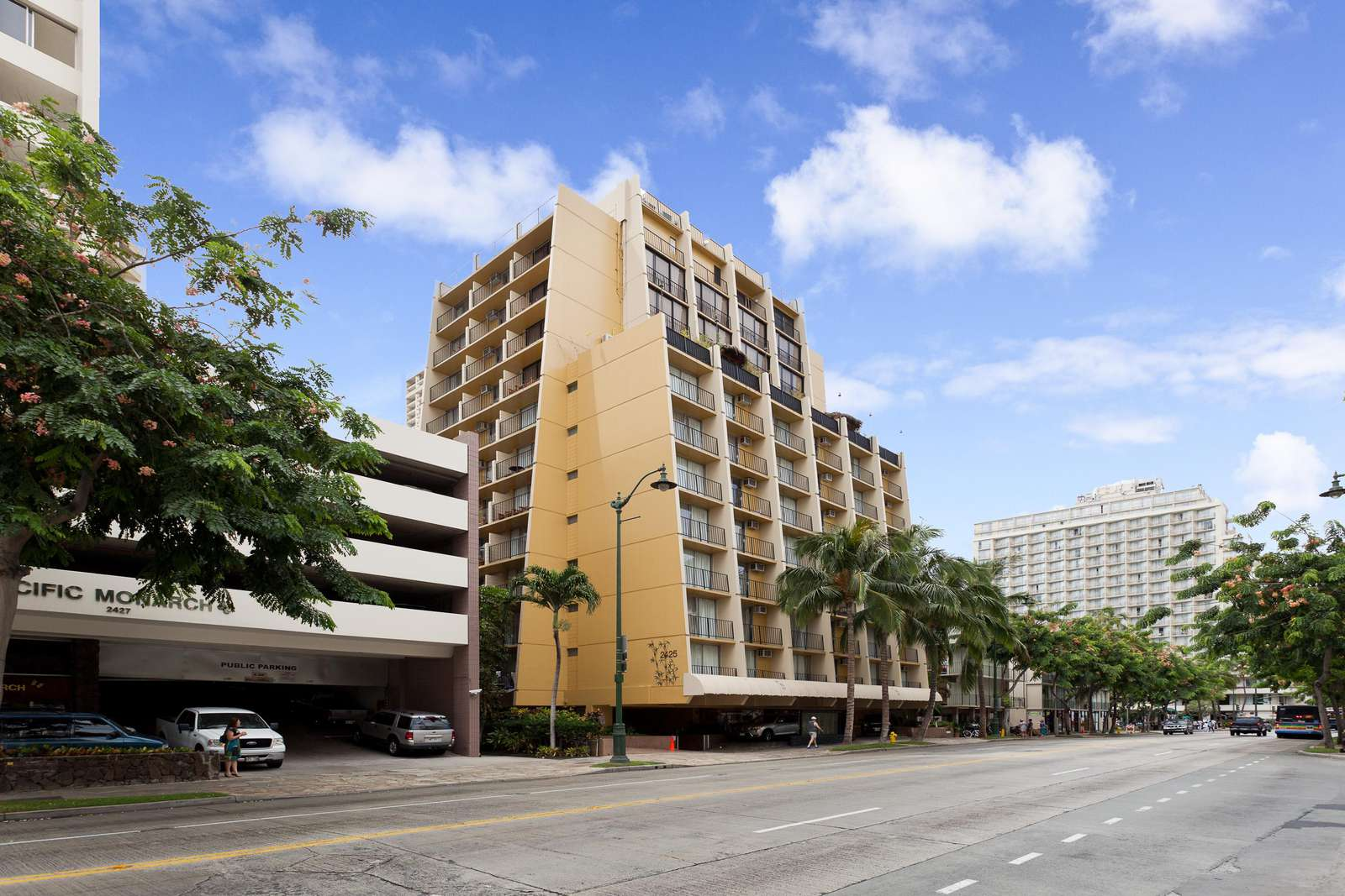 Our Building on Kuhio - Central Waikiki