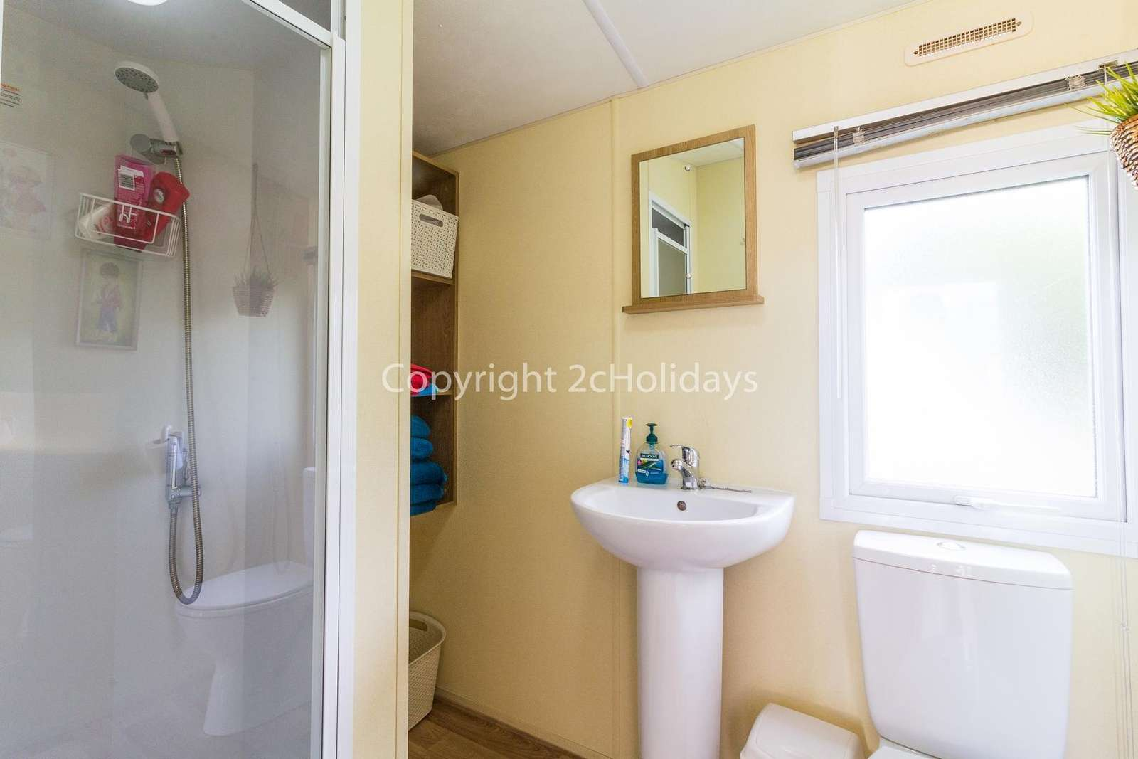 We ensure all holiday homes are cleaned to the highest standard