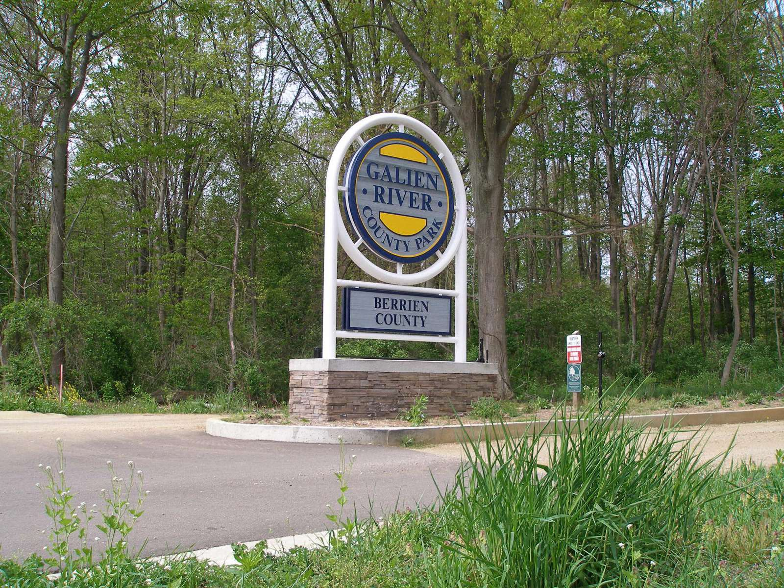 Galien River Park
