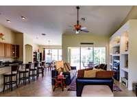 Living room and breakfast bar thumb