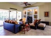 Living room and smart TV thumb