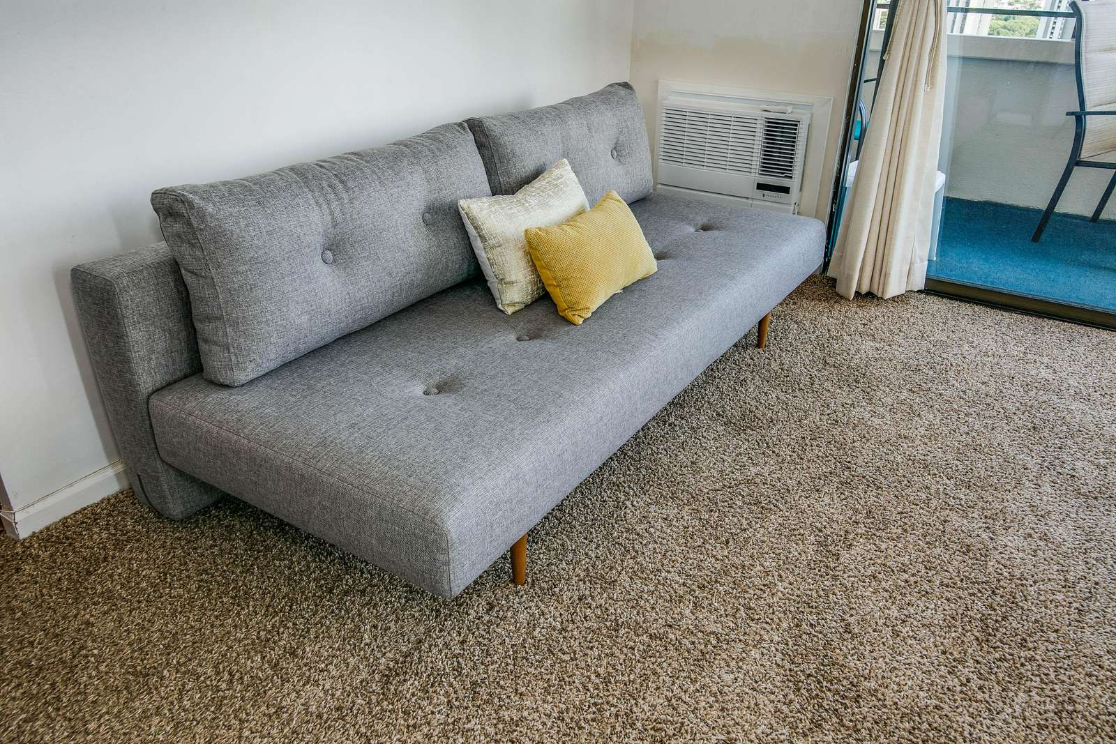 Modern, Designer Comfy Futon