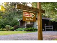Red Bud Cabin Sign thumb