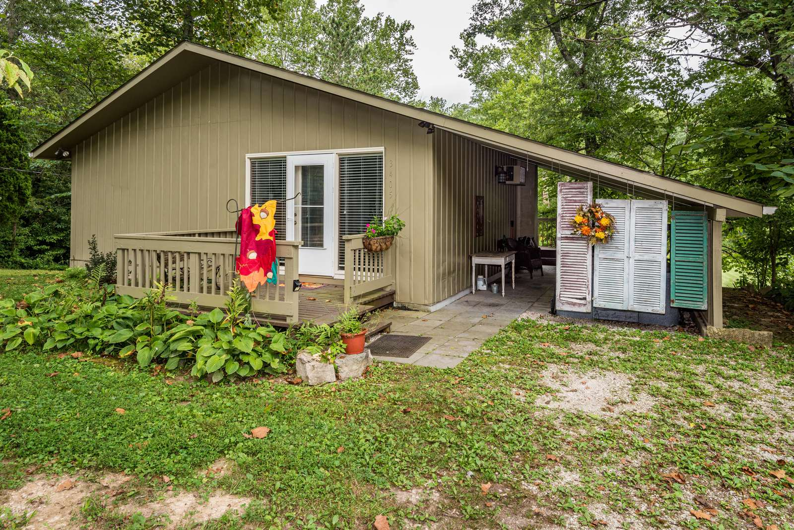 Crawdad Creek Cottage - property
