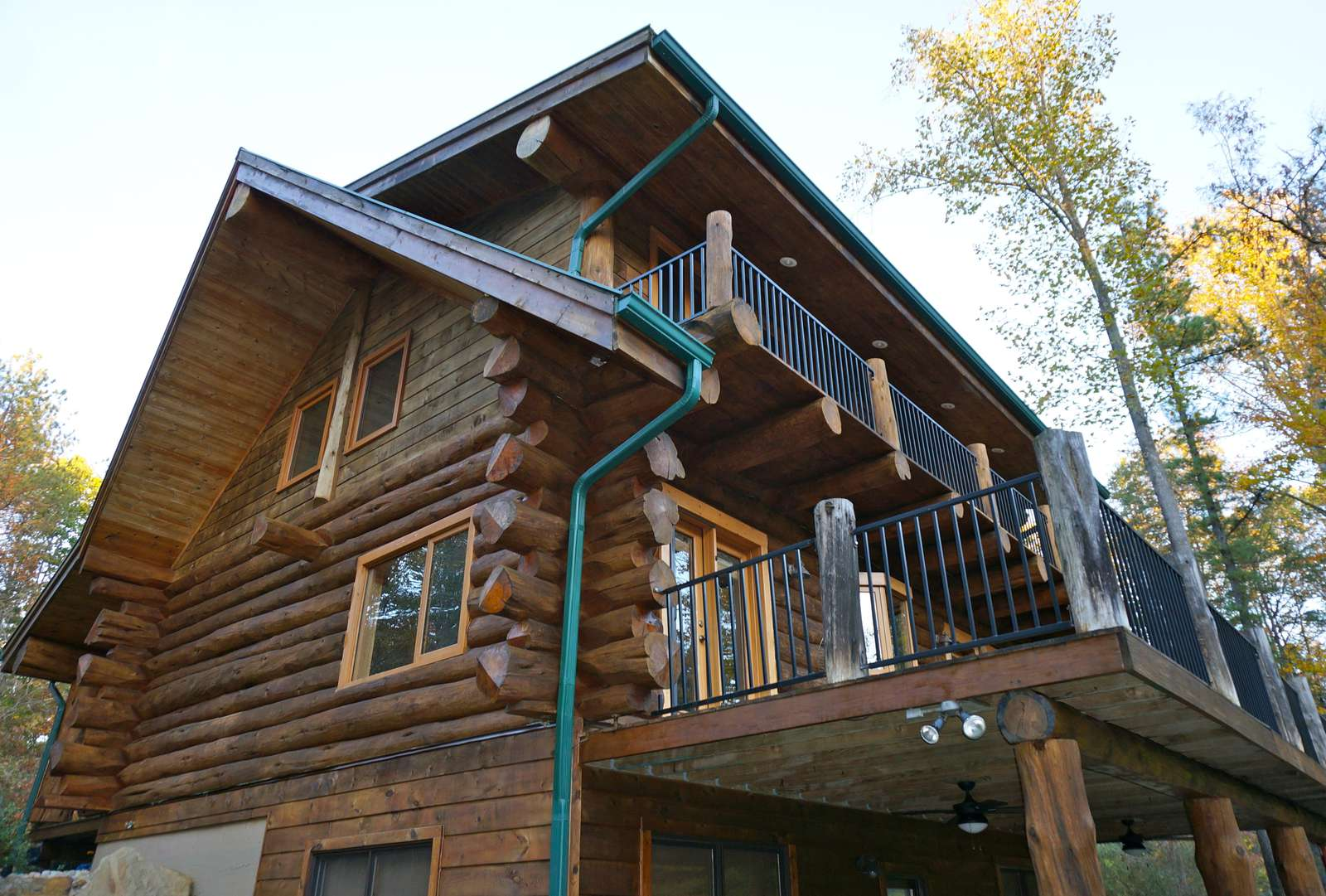 Drift Away Log Cabin - property