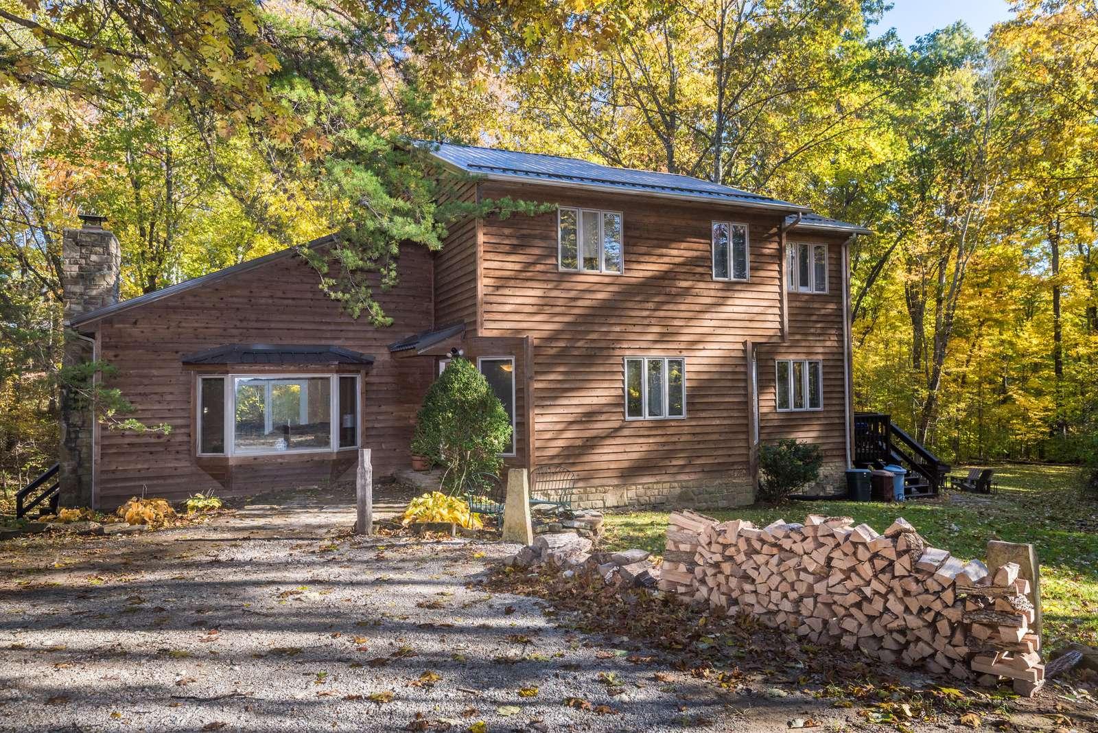 The Ridge Vacation Cabin - property