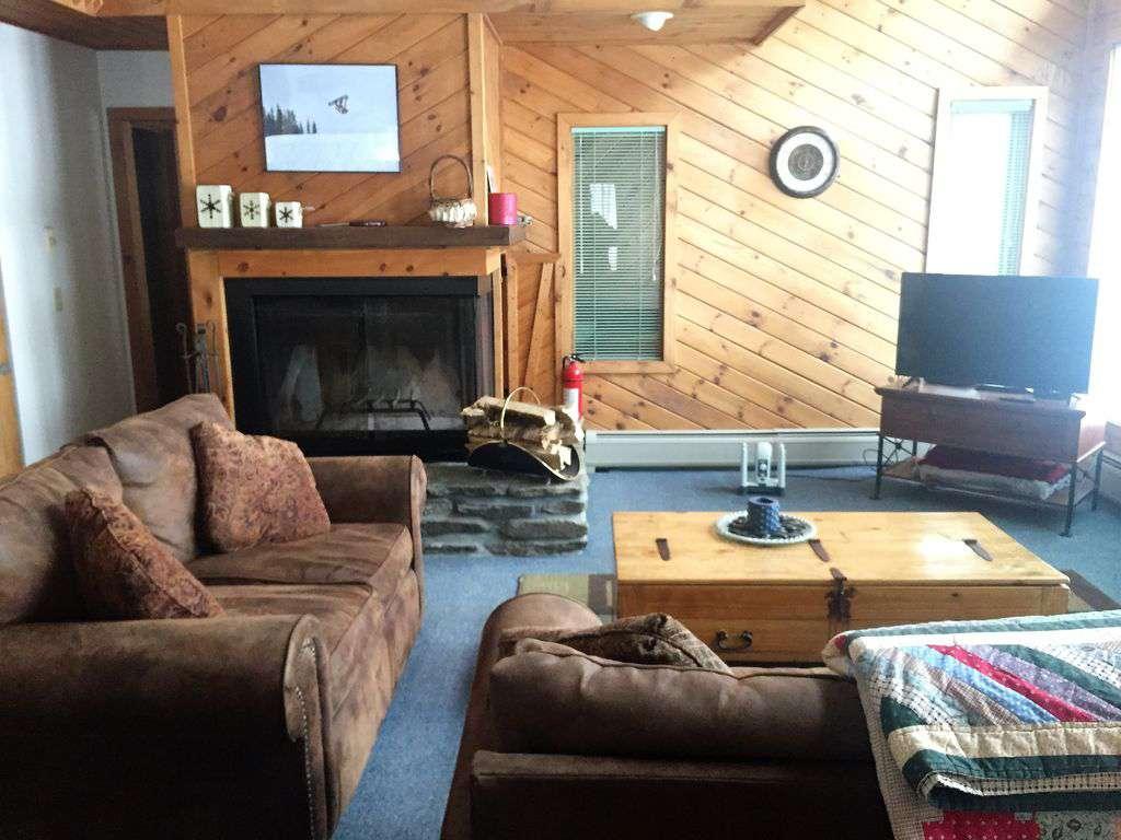 Plenty of room and sunlight - property